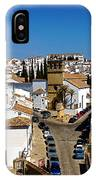 Homes On A Hill IPhone Case