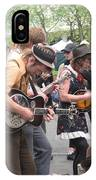 Homestyle Band IPhone Case