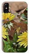 Honey Bee Glee IPhone Case