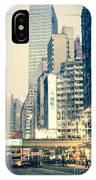 Hong Kong Street  IPhone Case