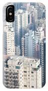 Hong Kong Suburbs IPhone Case