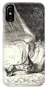 Honoré Daumier French, 1808 - 1879. Sassurent Quil Ny IPhone Case