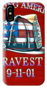 Honoring Americas Bravest From Sept 11 IPhone Case