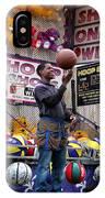 Hoop Shots IPhone Case