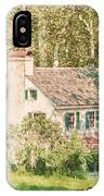 Hopewell Furnace In Pennsylvania IPhone Case