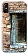 Hopi House Back Entrance IPhone Case