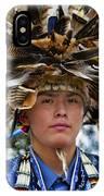 Hopi Warrior IPhone Case