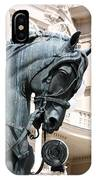 Horse Head IPhone X Case