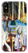 Horse On Carousel IPhone Case
