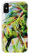 Horse Painting.26 IPhone Case