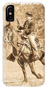 Horseback Soldier IPhone Case