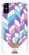Hot Air Balloon 06 IPhone Case