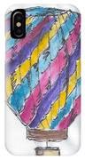 Hot Air Balloon Misc 02 IPhone Case