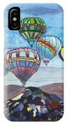 Hot Air Baloons IPhone Case