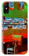 Hot Bar-glow IPhone Case