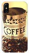 Hot Coffee IPhone Case