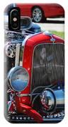 Hot Rod Engine IPhone Case
