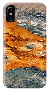 Hot Springs Mineral Flow IPhone Case