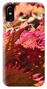 Hot Tempered IPhone Case