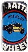 Hot Wheels Hot Heap IPhone Case