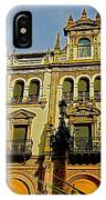 Hotel Alfonso Xiii - Seville IPhone Case