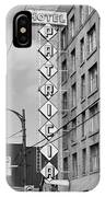 Hotel Pats  IPhone Case