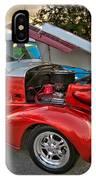Hotrod Sunset IPhone Case