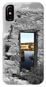 Houghton Through The Magic Door IPhone Case