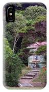 House And Garden Waitamgi IPhone Case
