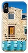 House In Akureyri Iceland IPhone Case