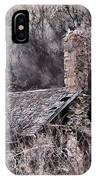 House In The Woods IPhone Case