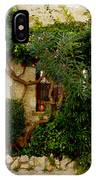 House Saint Paul De Vence France Dsc02353  IPhone Case