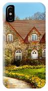 House - Westfield Nj - The Estates  IPhone Case