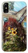 House - Westfield Nj - The Summer Retreat  IPhone Case