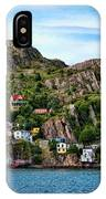 Houses On Hillside IPhone Case
