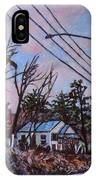 Houses In Pulaski IPhone Case