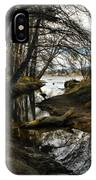 Houston Creek IPhone Case