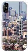 Houston Texas IPhone Case