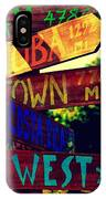 How Far Is It To Key West IPhone Case