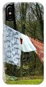 How To Dry An American Quilt IPhone Case