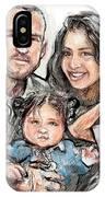 Hoy Family IPhone Case