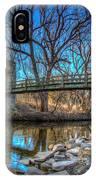 Hoyt Bridge IPhone Case