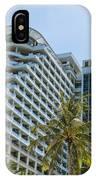 Hua Hin Hotel IPhone Case