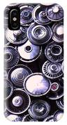 Hubcaps IPhone Case