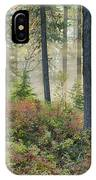 Huckleberry Patch IPhone Case
