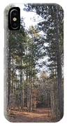 Huckleberry Trail IPhone Case