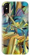 Hues And The Blues IPhone Case