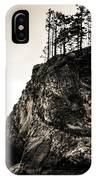 Hug Point Oregon No. 1 IPhone Case