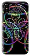 Hula Hoops IPhone Case