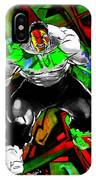 Hulk Graffiti IPhone Case